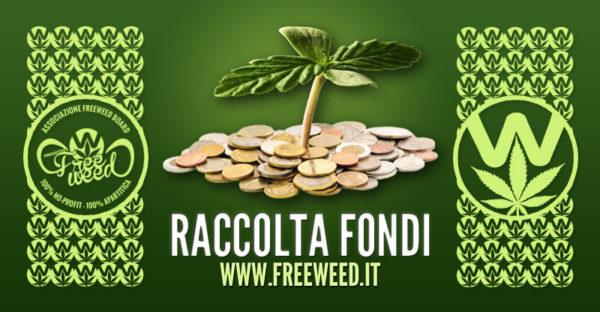 Raccolta Fondi Progetto FreeWeed