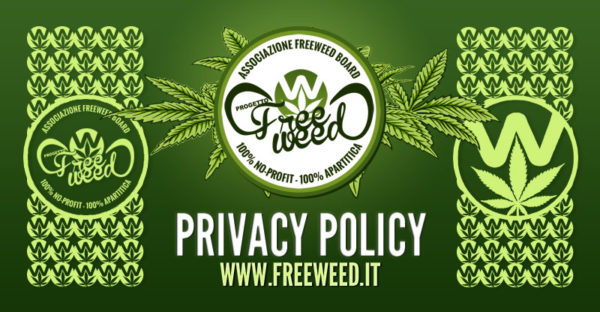 Privacy Policy FreeWeed.it