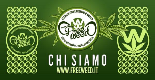 Progetto FreeWeed - Tutti Uniti verso la Legalizzazione della Cannabis