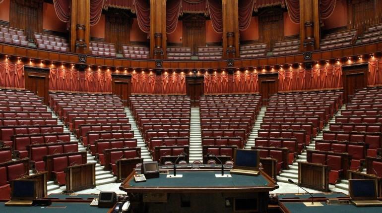 camera e senato ecco i gruppi parlamentari i numeri